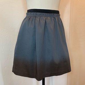 Anthropologie Ombre Skirt